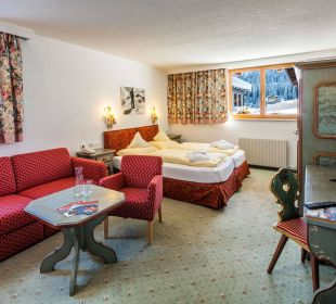 Doppel/Twinzimmer Souterrain  Hotel Anemone