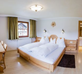 Zimmer Himmelschlüssel Landhaus Gemsenblick