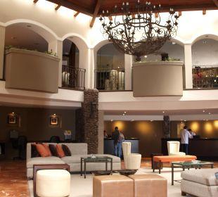Lobby mit Rezeption DoubleTree by Hilton Hotel Cariari San Jose - Costa Rica
