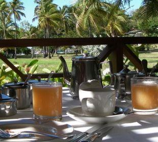 Unsere Terrasse Hotel The Calabash