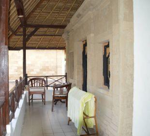Balkon Hotel Bali Agung Village