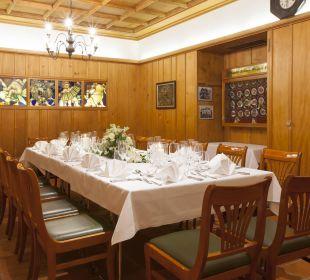 Banqueting Room Hotel Basel