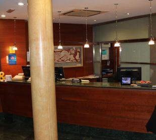 Lobby NH Barcelona Centro