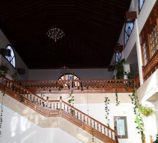 Lobby Hotel Las Olas