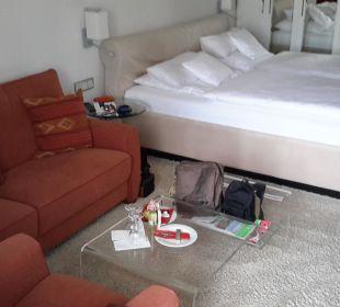 Hotelzimmer Parkhotel Frank