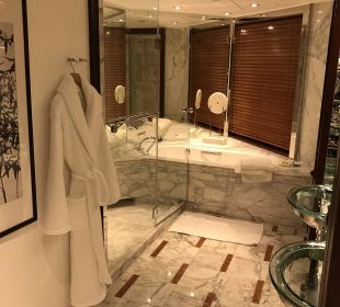 Blick ins Bad Hotel Grand Hyatt Shanghai