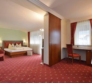 Suite Hotel Glockenstuhl in Westendorf Hotel Glockenstuhl