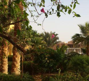 Gartenanlage Arena Inn Hotel, El Gouna