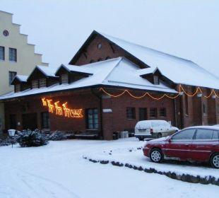 Rittersaal Hotel Zamek Karnity