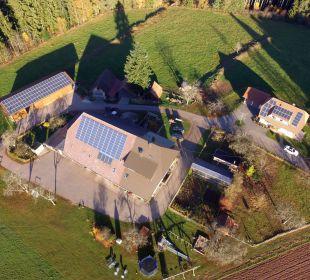 Oberjosenhof von Oben :-) Ferienbauernhof Oberjosenhof