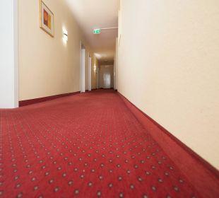 Etagenflur Comfort Garni Hotel