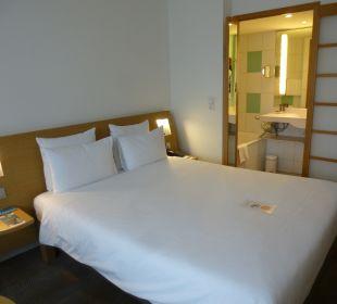 Zimmer Hotel Novotel München City