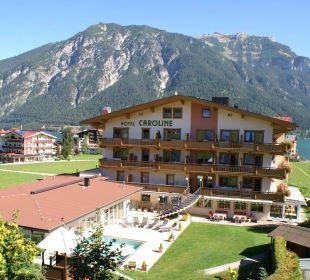 100m vom See entfernt Hotel Liebes Caroline