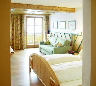 Komfortzimmer Schafberg Hotel Mohnenfluh