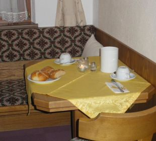 Unser Tisch Gästeheim Anna