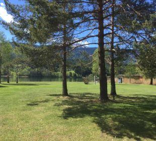 Wiese Erlebnispark Alpen Adria Hotel & Spa