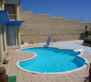 Basen do apartamentu Sphinx Aqua Park Beach Resort