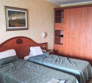Elternschlafbereich Hotel Caravel
