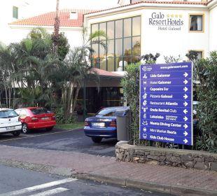 Vorne Galo Resort Galosol