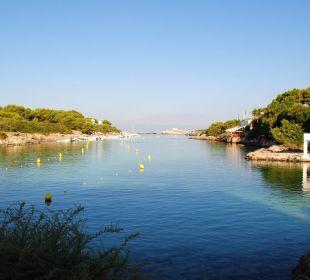 Die Bucht vom Hotel aus gesehen Hotel Poseidon Bahia