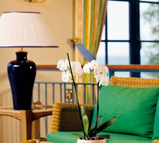 Lobby Hotel Travel Charme Kurhaus Sellin