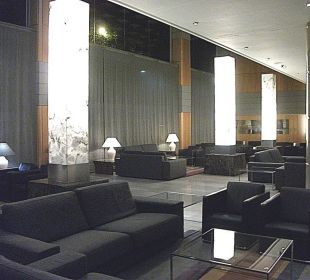 Lobby im Hotel Crowne Plaza Barcelona - Fira Center