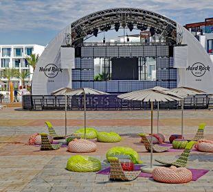 Hotel Terrasse & Music Pavillon Hard Rock Hotel Ibiza