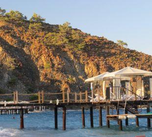 Die Sonne neigt sich Hotel Rixos Premium Tekirova