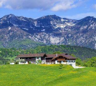 Hausansicht Ferienwohnungen Hochbichllehen