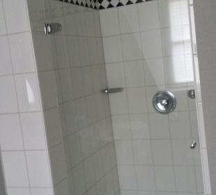 Badezimmer -  Dusche Romantik Hotel Bergström