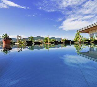 Pool Gartenhotel Pfeffel