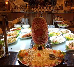 Salatbuffet Hotel Titan Select