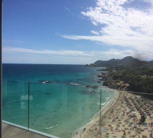 Ausblick 9. Stock Son Moll Sentits Hotel & Spa - Adults Only