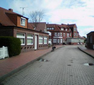 Außenansicht Hotel-Pension Haus Angelika