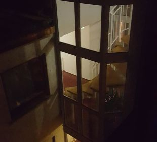 Blick aus dem Zimmer Hotel Bär