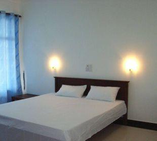Ein Schlafzimmer im Apartment Bochum Lanka Resort