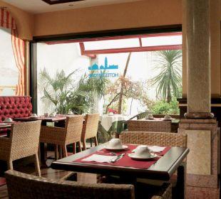 Sala colazioni Hotel Tritone Venice Mestre