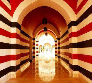 Ägyptische Farben Hotel Iberotel Makadi Beach