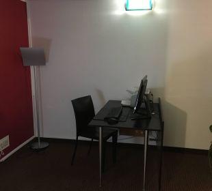 Internet Ecke  Best Western Hotel München-Airport