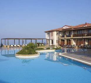 Suitenpool Anthemus Sea Beach Hotel & Spa