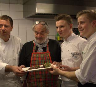 """""""Grundners`s Kulinarium"""" war bei uns im Haus! Gasthaus Kramerwirt"""