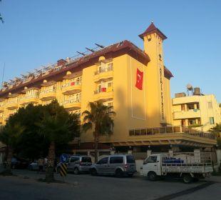 Hotel z ulicy Hotel Artemis Princess