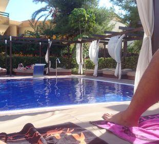 Chillpool nur für Erwachsene Hotel Viva Tropic