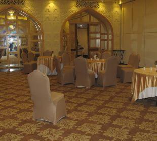 Vorbereitungen für d. Hochzeit Clarks Shiraz Hotel