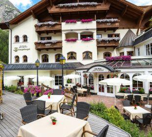 Außenansicht  Sportiv-Hotel Mittagskogel