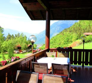 Terrasse Restaurant Cafe Ladurner