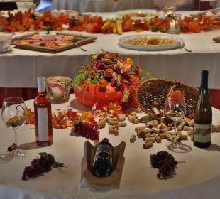 Kulinarische Leckereien im Laterndl Hof   Romantik Resort & Spa Der Laterndl Hof