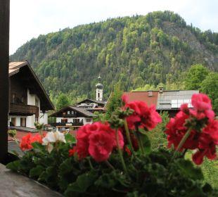 Ausblick Gästehaus Flora