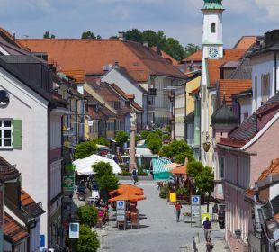 Einkaufsstrasse Hotel Angerbräu