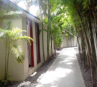 Gartenanlage Hotel Dewa Phuket